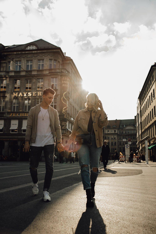 coupleshooting muenchen streetstyle 9 von 194 - Alex & Tim